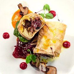 YRSFood, Cannock Restaurant Food Photographer Meat & Pastry Example 9