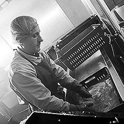 YRSFood, Walsall Food Workplace Photographer Fish Processing Example 5
